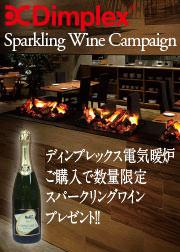Dimplex Sparkling Wine Campaign