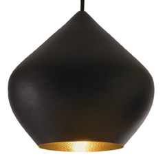 Beat Stout Pendant Black