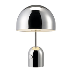 Bell Table Chrome